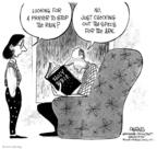 Cartoonist John Deering  John Deering's Editorial Cartoons 2008-04-11 prayer
