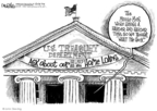 Cartoonist John Deering  John Deering's Editorial Cartoons 2008-07-16 home