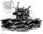 Cartoonist John Deering  John Deering's Editorial Cartoons 2008-08-04 disaster
