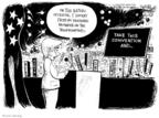 John Deering  John Deering's Editorial Cartoons 2008-08-27 2008 political convention