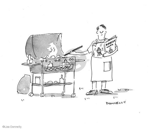 Cartoonist Liza Donnelly  Liza Donnelly's Panel Cartoons 2011-10-11 cookbook