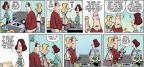 Cartoonist Steve Kelley Jeff Parker  Dustin 2012-12-02 choice