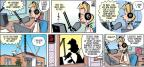 Cartoonist Steve Kelley Jeff Parker  Dustin 2013-01-20 extra