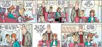 Cartoonist Steve Kelley Jeff Parker  Dustin 2014-02-23 choice