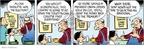Cartoonist John Hambrock  The Brilliant Mind of Edison Lee 2009-01-17 2008 election