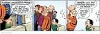 Cartoonist John Hambrock  The Brilliant Mind of Edison Lee 2009-01-20 glad