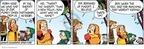 Cartoonist John Hambrock  The Brilliant Mind of Edison Lee 2009-02-19 'twas