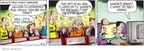 Cartoonist John Hambrock  The Brilliant Mind of Edison Lee 2009-03-17 row