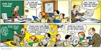 Cartoonist John Hambrock  The Brilliant Mind of Edison Lee 2009-05-31 summer vacation