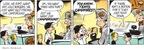 Cartoonist John Hambrock  The Brilliant Mind of Edison Lee 2009-07-07 shut