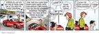 Comic Strip John Hambrock  The Brilliant Mind of Edison Lee 2009-08-14 $120