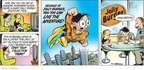 Cartoonist John Hambrock  The Brilliant Mind of Edison Lee 2009-09-20 pitch