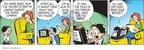 Cartoonist John Hambrock  The Brilliant Mind of Edison Lee 2010-03-06 glad