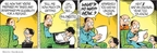 Comic Strip John Hambrock  The Brilliant Mind of Edison Lee 2010-03-29 $16