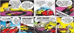 Cartoonist John Hambrock  The Brilliant Mind of Edison Lee 2010-10-17 unbelievable