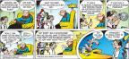 Cartoonist John Hambrock  The Brilliant Mind of Edison Lee 2010-12-26 $200