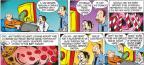 Cartoonist John Hambrock  The Brilliant Mind of Edison Lee 2011-04-03 peppermint