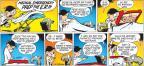 Cartoonist John Hambrock  The Brilliant Mind of Edison Lee 2012-04-15 funny