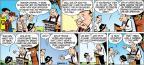 Cartoonist John Hambrock  The Brilliant Mind of Edison Lee 2012-08-05 glad