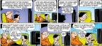 Cartoonist John Hambrock  The Brilliant Mind of Edison Lee 2012-09-23 short