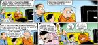 Cartoonist John Hambrock  The Brilliant Mind of Edison Lee 2013-02-17 North Korea