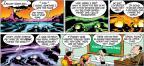 Cartoonist John Hambrock  The Brilliant Mind of Edison Lee 2013-03-10 billion