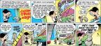 Cartoonist John Hambrock  The Brilliant Mind of Edison Lee 2013-10-06 $10