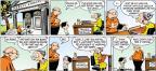 Cartoonist John Hambrock  The Brilliant Mind of Edison Lee 2014-05-04 public