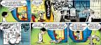 Cartoonist John Hambrock  The Brilliant Mind of Edison Lee 2014-06-01 funny