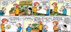 Cartoonist John Hambrock  The Brilliant Mind of Edison Lee 2014-06-08 pesticide