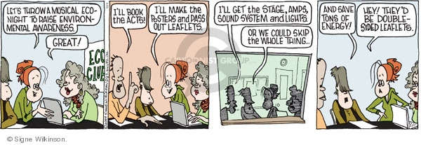 Comic Strip Signe Wilkinson  Family Tree 2009-12-01 theater