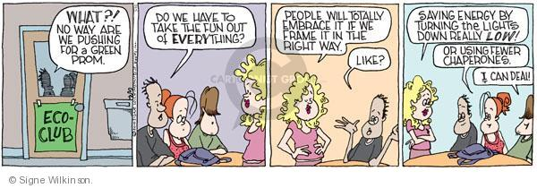 Comic Strip Signe Wilkinson  Family Tree 2010-05-10 save