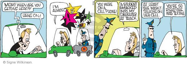 Cartoonist Signe Wilkinson  Family Tree 2011-05-24 cell phone