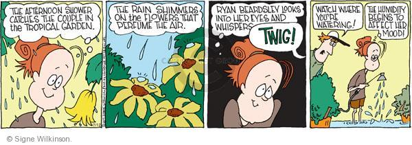 Comic Strip Signe Wilkinson  Family Tree 2011-07-12 parent