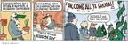 Cartoonist Signe Wilkinson  Family Tree 2008-12-15 stink