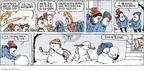 Comic Strip Signe Wilkinson  Family Tree 2009-01-18 cold