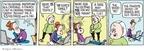 Comic Strip Signe Wilkinson  Family Tree 2009-03-14 television