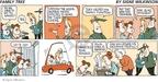Cartoonist Signe Wilkinson  Family Tree 2009-03-15 Facebook