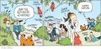 Comic Strip Signe Wilkinson  Family Tree 2009-04-19 dog