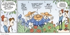 Cartoonist Signe Wilkinson  Family Tree 2009-05-03 gardening