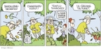 Cartoonist Signe Wilkinson  Family Tree 2009-07-12 gardening
