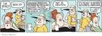 Comic Strip Signe Wilkinson  Family Tree 2009-07-11 television
