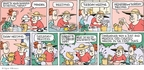 Cartoonist Signe Wilkinson  Family Tree 2009-08-02 gardening