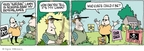 Comic Strip Signe Wilkinson  Family Tree 2009-08-10 house