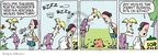 Cartoonist Signe Wilkinson  Family Tree 2009-08-13 love