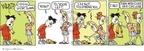 Cartoonist Signe Wilkinson  Family Tree 2009-08-24 mother son