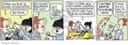 Comic Strip Signe Wilkinson  Family Tree 2009-09-09 carpool