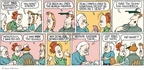 Comic Strip Signe Wilkinson  Family Tree 2009-10-11 1960s