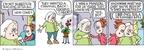 Cartoonist Signe Wilkinson  Family Tree 2009-10-28 employment