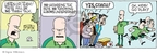 Cartoonist Signe Wilkinson  Family Tree 2009-11-04 plays